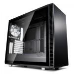 Компютърна кутия FD DEFINE S2 BLACK TGLASS