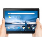Таблет Lenovo Tab P10 4G/3G WiFi GPS BT4.2, Qualcomm 1.8GHz OctaCore, 10.1 IPS 1920x1200 Gorilla Glass 4, 4GB DDR3, 64GB flash, 8MP cam with flash + 5MP front, Fingerprint Reader, Nano SIM, MicroSD up to 256GB, USBC, Android 8.0 Oreo, 4speaker Dolby Atmos