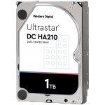 Хард диск HDD 1TB WD Ultrastar DC HA210 3.5 SATAIII 128MB, Наследник на WD Gold (5 years warranty)