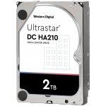 Хард диск HDD 2TB WD Ultrastar DC HA210 3.5 SATAIII 128MB, Наследник на WD Gold (5 years warranty)