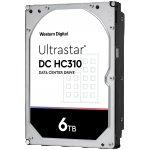 Хард диск HDD 6TB WD Ultrastar DC HC310 3.5 SATAIII 256MB, Наследник на WD Gold (5 years warranty)
