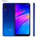 Смартфон XIAOMI REDMI 7 16GB COMET BLUE