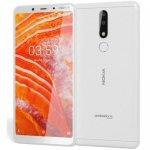Смартфон NOKIA 3.1 PLUS DS WHITE