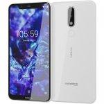 Смартфон NOKIA NOKIA 5.1 PLUS DS WHITE