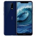 Смартфон NOKIA NOKIA 5.1 PLUS DS BLUE