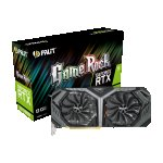 Видео карта PALIT RTX2070SUPER GAMEROCK 8G