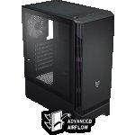 Компютърна кутия FORTRON CMT260 ATX MID TOWER