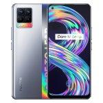 Смартфон REALME 8 6G+128G SLVR 3085