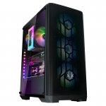 Компютърна кутия BITFENIX NOVA MESH SE TG-BLACK